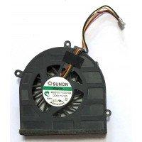 *Б/У* Вентилятор (кулер) для ноутбука Lenovo IdeaPad G570, G575 (MG60120V1-C030-S99) [BUR0083-4], с разбора