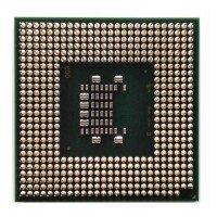 Процессор для ноутбука Intel Core 2 Duo T5250 SLA9S Socket P PPGA478 (2M Cache, 1.50 GHz) [BUR0085-15], с разбора