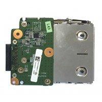 *Б/У* Плата PCMCIA Express Card для ноутбука HP Pavilion DV6630er (DAAT6ATH8A1 REV:A) [BUR0085-17], с разбора
