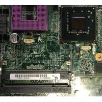 *Б/У* Материнская плата для ноутбука HP Pavilion DV6630er (DA0AT3MB8F0 REV: F) [BUR0085-9], с разбора, неисправная