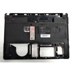 *Б/У* Поддон (нижний корпус, D cover) для ноутбука Packard Bell MS2303 (TSA604GZ0800) [BUR0087-1], с разбора