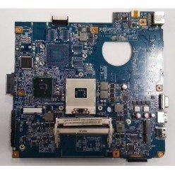 *Б/У* Материнская плата для ноутбука Packard Bell MS2303 (48.4GY02.031) [BUR0087-6], с разбора, исправная
