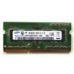 *Б/У* Оперативная память SODIMM 1GB (1333MHz) DDR3 Samsung M471B2873FHS-CH9 1R*8 PC3-10600S [BUR0087-9], с разбора