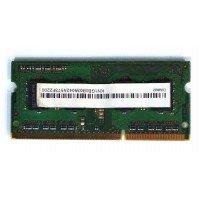 *Б/У* Оперативная память SODIMM 1GB (1333MHz) DDR3 Samsung M471B2873FHS-CH9 1R*8 PC3-10600S [BUR0001-26], с разбора