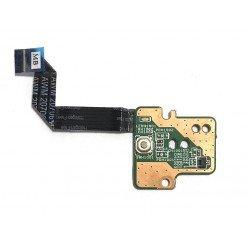 *Б/У* Кнопка включения (старта) для ноутбука HP Compaq Presario CQ57 (01015EF00-600-G) [BUR0088-10], с разбора
