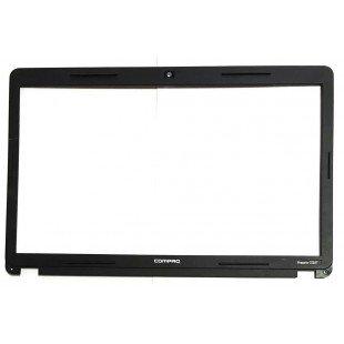 *Б/У* Рамка матрицы, безель (B cover) для ноутбука HP Compaq Presario CQ57 (646117-001), с разбора