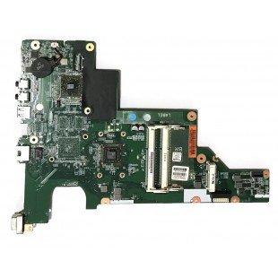*Б/У* Материнская плата для ноутбука HP Compaq Presario CQ57 (657323-001), с разбора, исправная