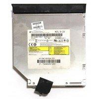 *Б/У* Привод DVD/RW + крышка привода для ноутбука HP Compaq Presario CQ57 (646126-001) [BUR0088-7], с разбора