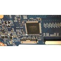 *Б/У* Материнская плата для ноутбука Acer Aspire ES1-512 (448.03703.0011) [BUR0090-10], с разбора, неисправная