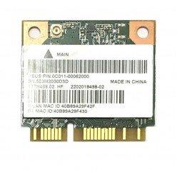 *Б/У* WiFi + BT модуль для ноутбука Asus X554L, X555L (0C011-00062000) [BUR0093-18], с разбора