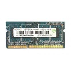 *Б/У* Оперативная память SODIMM 2Gb (1600Hz) DDR3L Ramaxel RMT3170ED58F8W-1600 PC3L-12800S [BUR0096-16], с разбора