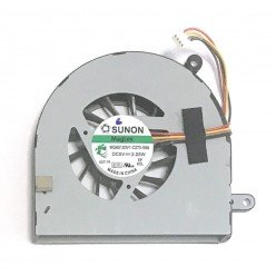 *Б/У* Вентилятор (кулер) для ноутбука Lenovo IdeaPad G500, G505, G510 (MG60120V1-C270-S99) [BUR0096-4], с разбора