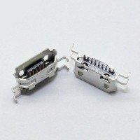 Разъем micro USB для LG SU640, Prestigio 7280c [UT008]