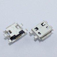 Разъем micro USB для Lenovo IdeaPhone A800 A820t S720 [UT009]