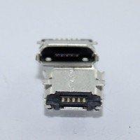Разъем micro USB для Nokia 5800 6500C 8600 8800SA E66 E71 [UT015]