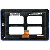 Сборка (матрица + тачскрин) Acer Iconia Tab B1-A71 с рамкой
