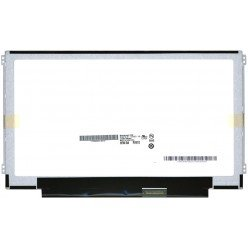 """Матрица 11.6"""" slim п/л B116XW03 V.0 (LED, 1366x768, 40pin, справа снизу, глянцевая), уши лево/право [M11601-4]"""