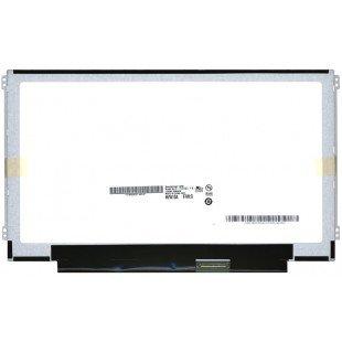 """Матрица 11.6"""" B116XW03 V.0 (LED, 1366x768, 40pin, справа снизу, глянцевая), уши лево/право"""