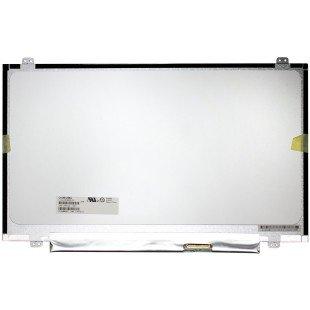 """Матрица 14"""" slim CLAA140WB01 A (LED,1366x768, 40pin справа снизу на доп.панели, глянцевая) [m14002-2]"""