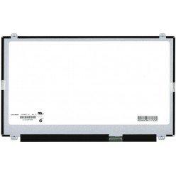 """Матрица 15.6"""" slim N156BGE-L41 (LED, 1366x768, 40 pin, справа снизу на доп. панели, глянцeвая) [m15602-1]"""