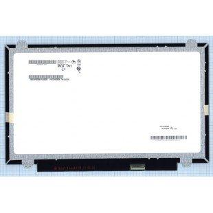 """Матрица 14"""" B140XTN03.3 (LED, 1366x768, 30 pin, справа снизу, матовая)"""