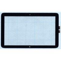 Сенсорное стекло (тачскрин) HP Pavilion Split 13 X2 черный