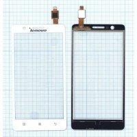 Сенсорное стекло (тачскрин) Lenovo A536 белое