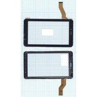 Сенсорное стекло (тачскрин) Digma Plane 7 черное