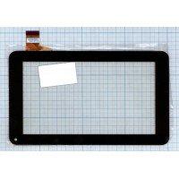 Сенсорное стекло (тачскрин) Digma iDs7 JU-Z7Z118 черное [T00107-4]