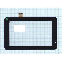 Сенсорное стекло (тачскрин) Prestigio MultiPad PMP5570C черное