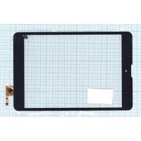Сенсорное стекло (тачскрин) Texet TM-7887 7857 7858 7868 3G черное