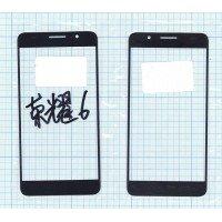 Стекло Huawei Honor 6 черное