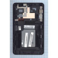 Модуль (матрица + тачскрин) ASUS MeMO Pad HD 7 ME173 ME173X черный с рамкой [5476]