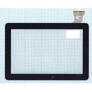Сенсорное стекло (тачскрин) Asus Transformer Pad TF103CG V1 черное