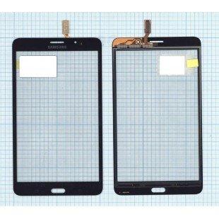 Сенсорное стекло (тачскрин) Samsung Galaxy Tab 4 7.0 SM-T231 SM-T235 черное