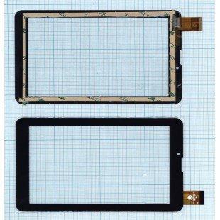 Сенсорное стекло (тачскрин) FPC-CY070171(K71)-00 черное