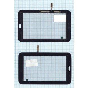 Сенсорное стекло (тачскрин) Samsung Galaxy Tab 3 7.0 Lite SM-T110 черное