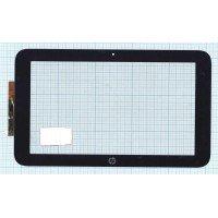 Сенсорное стекло (тачскрин) HP Pro Slate 10 черное