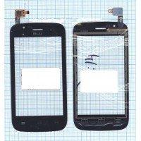 Сенсорное стекло (тачскрин) Explay A400 черное