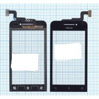 Сенсорное стекло (тачскрин) Asus ZenFone 4 (A400CG) черное