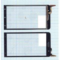 Сенсорное стекло (тачскрин) Asus ZenFone 6 черное