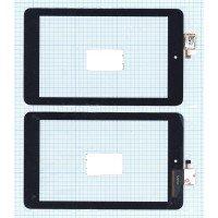 Сенсорное стекло (тачскрин) Dell Venue 7 Tablet 3730 3740 FP-TPFY07022E-03X черное