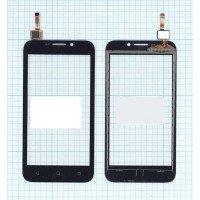 Сенсорное стекло (тачскрин) Huawei Ascend Y5C Y541-U02 черное