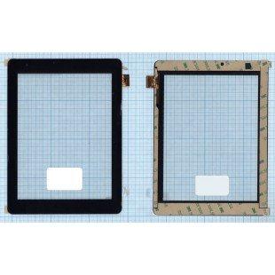 Сенсорное стекло (тачскрин) Explay Mini TV 3G черное