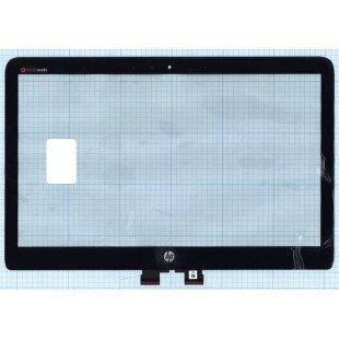 Сенсорное стекло (тачскрин) HP Spectre 13T-3000 черный