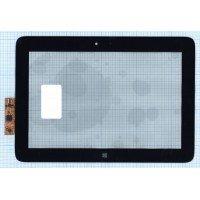 Сенсорное стекло (тачскрин) HP ElitePad 900 черный