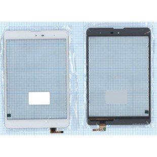 Сенсорное стекло (тачскрин) GSL 3675-RB785 белое