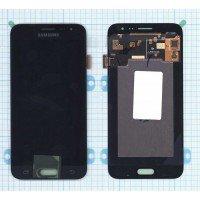 Модуль (матрица + тачскрин) Samsung Galaxy J3 (2016) SM-J320 черный [6383]