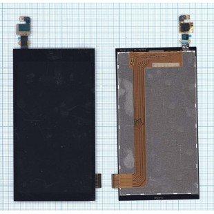 Модуль (матрица + тачскрин) HTC Desire 620G черный