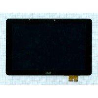 Модуль (матрица + тачскрин) Acer Iconia Tab A700 черный